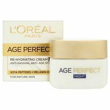 L'oreal Paris Age Re Hydrating Night Cream Mature Skin 50ml