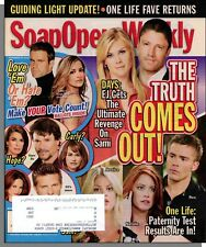 Soap Opera Weekly - 2010, November 23 - EJ Gets Revenge, The Truth Comes Out!