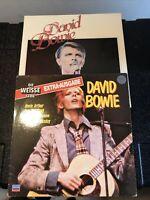 David Bowie Decca Bundle Double LP plus Single LP NM EX Collectibles