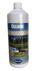 Worlds Most Effective Caravan Polish for all Caravan Surfaces Large 1 Litre