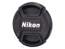 LC-49 front camera lens cap for NIKON 49mm filter thread - Snap-clips UK SELLER