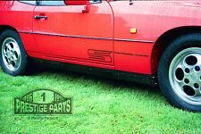 924S logo side stripes Genuine OEM quality BLACK 3M vinyl as per originals