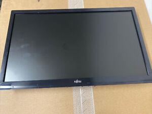 "Fujitsu L22T-2 DVI VGA LED 21.5""  PC Dual Screen Monitor No Stand"