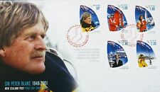 New Zealand Stamps, First Day Cover, Sir Peter Blake 1948-2001, dated 25/11/2009