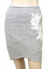 DESIGUAL jupe FAL MARTI 73F2YA3 femme coloris 2035 gris
