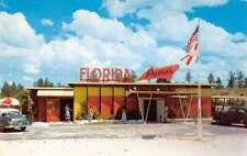 De Land Florida outside view Florida Prevues miniatures vintage pc Z40332