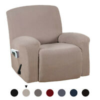 Thick Stretch Recliner Chair Cover Sofa Slipcover Protector Washable Anti Slip