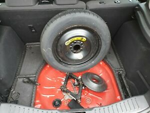"Ford Focus MK3 2011 - 2018 16"" Space Saver Spare Wheel & Tool Kit 125 90 R16"