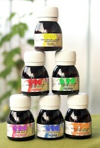 11 HQ Colours Edible for Chocolate Food Colouring - 30ml./ 35g.