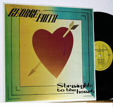 George Faith-straight to the heart - 80er CANADA LP-Reggae Roots