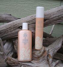 Vintage Avon Creme De La Fleur Creme Bath & Moisturizing Body Mousse