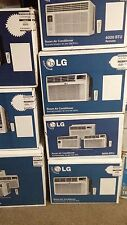 LG 7,500 BTU 3850BTU Window Air Conditioner with Heat, 110volt LW8015HR LW8016HR