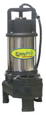 USED EasyPro TH150 3100 GPH Stainless Steel Submersible Pond Pump
