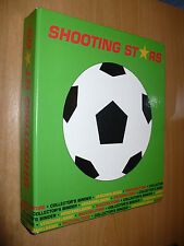 CALCIO SHOOTING STARS SCORE '92 WORLDWIDE 1991 SUPER LEAGUE PUBLISHING MERLIN