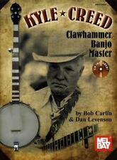 Kyle Creed Clawhammer Banjo Master TAB Book +CD