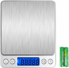 Digital Kitchen Food Scale Electronic Cooking Weigh In Ounces,Gram,gold,jewlery.