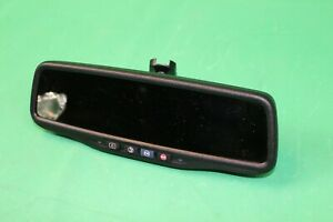 NEW GENUINE GM Rear View Mirror W/ OnStar Camera 09-14 Escalade Acadia 22915244