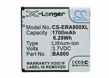 Battery for Sony Ericsson Xperia VC  Xperia Arc S  Xperia VL  Xperia AX  SO-01E