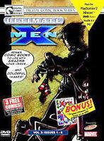 Ultimate X-Men - Volume 3 Issues 1 - 6 (DVD) *DISC ONLY* Read Description