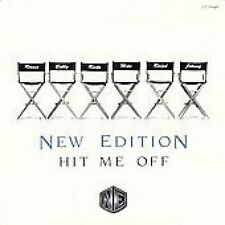 New Edition Hit me off (cardsleeve) [Maxi-CD]