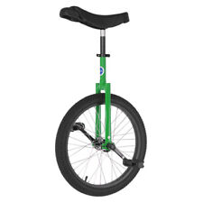 Club 20 Inch Freestyle Unicycle (Green with Black Wheel)