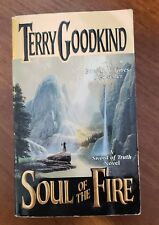 SOUL OF THE FIRE a sword of truth novel