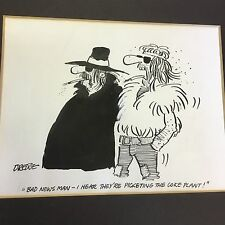 """Pete Draga pluma y tinta """"malas noticias hombre que aquí están amarre de una planta de la coca"""""""