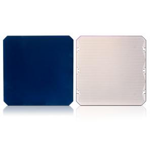 5PCS Sunpower Maxeon GEN III Le1 Mono solar cell. 3.63W 125x125mm [Busbar opt...