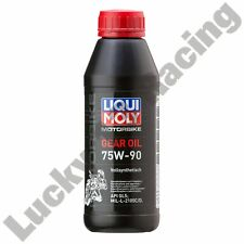 Liqui Moly 500ml 75W-90 Fully Synthetic Gear Oil - 1516 UK mainland only