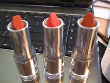NEW IN BOX, MALLY H3 LIPSTICK TRIO, BUFF, CORALINE, SHEERLY, FROM QVC, MSRP $63