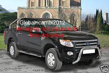 FORD RANGER 2012/16  per WILD-TRACK ROLLER LID ALLUMINIO 4 PORTE