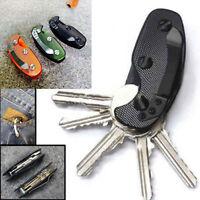 Key Holder Organizer Clip Key Folder Men Keychain EDC Pocket Multi-Tool keLs