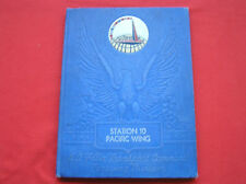 320. WWII AAF-ATC Ferrying Div-Station 10 Pacific Wing Yearbook/annual.