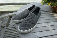 ECCO 45 NEW 11 Collin 2.0 Warm Gray Perforated Leather $150