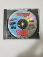 Vintage 1996 COMPUTER WORLD GAMING Extra Demo Disc Total Mayhem FREE SHIPPING
