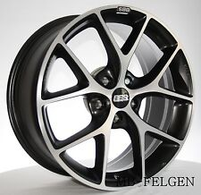 BBS SR vulcano poliert 17 Zoll Alufelgen 5x120 0358568# BMW X3 Z3 Z4 Mini R60