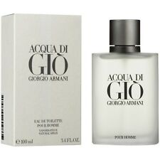 Armani Acqua di Gio Men Edt Spray 1.7oz 50ml New in Box * Low Shipping *