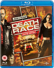 DEATH RACE*****BLU-RAY****REGION B****NEW & SEALED