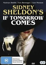 Sidney Sheldon's if Tomorrow Comes NEW R4 DVD