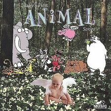 Baby's First: Animal Songs by Various Artists (CD, Apr-2007, St. Clair) New