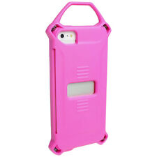 Strike Industries Iphone 5 Battle Case Shox Smartphone Loop Gym Sport Cover Pink