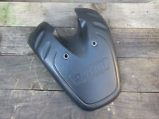 Ducati ST3 fuel petrol gas tank front cover infill