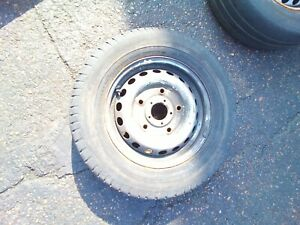 Ford transit Custom Wheel And Tyre 215-65 R 15C