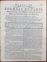 Bijoux et Vaisselles d'or et d'argent 1789 Monnaie de Paris Révolution Francaise