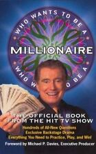 Who Wants to Be a Millionaire : The Official Book from the Hit TV Show by Hyperi