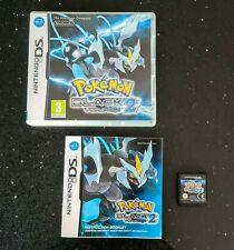 Pokemon Black Version 2 Nintendo DS