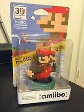 Nintendo Amiibo x 30th Anniversary - Classic Mario Amiibo - US Version - Rare!
