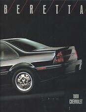 Auto Brochure - Chevrolet - Beretta - 1988  (A1173)