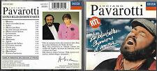 CD 17T LUCIANO PAVAROTTI LES PLUS BELLES CHANSONS D'AMOUR DE 1991