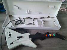 Guitar Hero Gibson X-plorer controlador Xbox 360 Caja Blanca